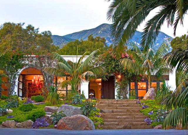 Luxury vacation rentals in santa barbara vail and careyes for Vacation homes santa barbara