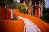 Casa Torre above Playa Rosa