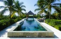 Pool at Casa Jaguar in Rincon, Careyes